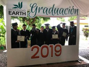 EEF and Earth University Graduation 2019